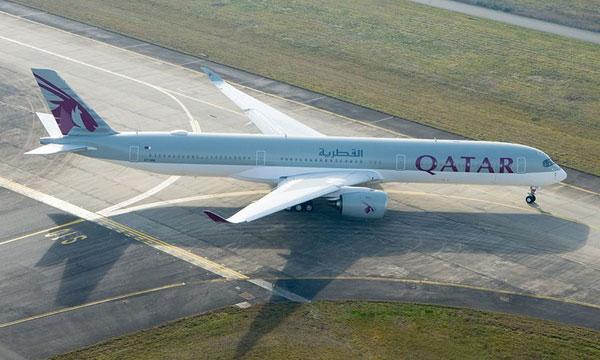Qatar Airways convertit cinq Airbus A350-900 en A350-1000
