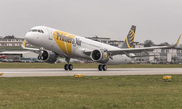 Primera Air suspend ses opérations