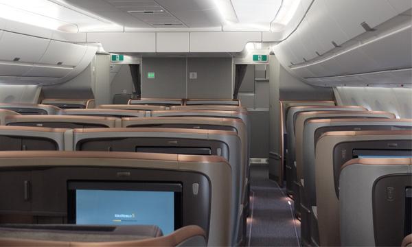 A350-900ULR : Embarquement imminent pour les passagers du plus long vol au monde