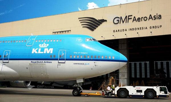 MRO : AFI KLM E&M et GMF AeroAsia concluent leur partenariat stratégique