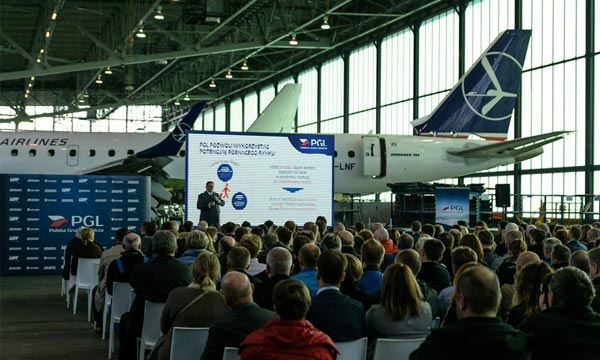 La Pologne se dote d'une stratégie intégrée pour son transport aérien