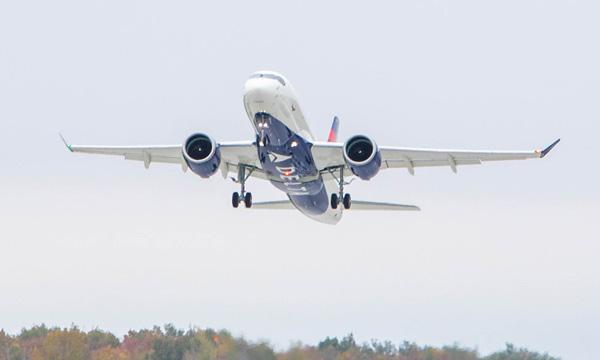 Les Airbus A220 de Delta seront opérationnels le 31 janvier 2019