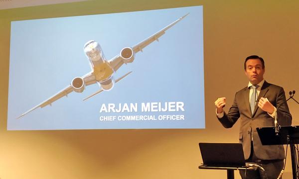 Embraer peaufine ses prochaines livraisons d'E-Jets E2