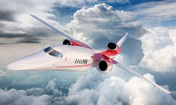 Avec Affinity, GE Aviation crédibilise un peu plus le jet supersonique AS2 d'Aerion