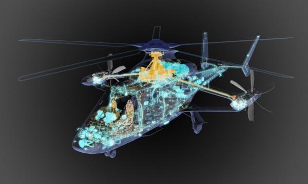 Les premiers éléments du Racer d'Airbus Helicopters entrent en production