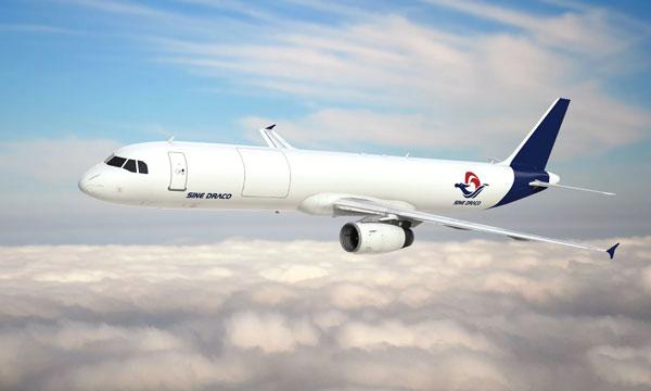 MRO : Sine Draco s'attaque aussi à la conversion d'Airbus A321 en appareils tout-cargo