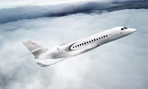 Dassault en dit plus sur le système d'inertage des réservoirs du Falcon 6X