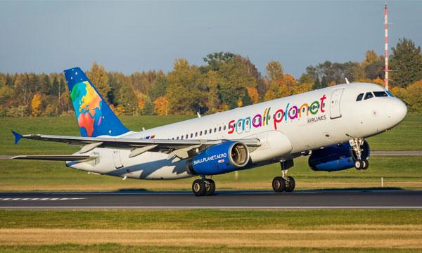 Small Planet Airlines UAB s'engage à son tour dans une restructuration