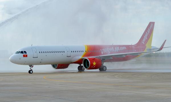 Vietjet confirme sa commande de 50 A321neo supplémentaires auprès d'Airbus