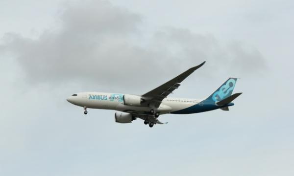 L'A330-800 ouvre le bal des essais en vol
