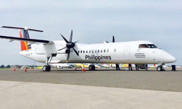 Bombardier vend son programme Q400 à Longview Aviation