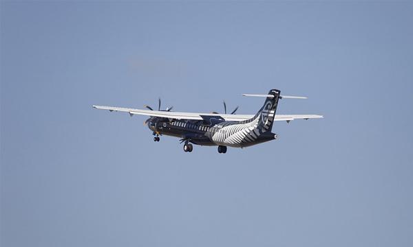 ATR et Air New Zealand veulent dessiner le futur de l'aviation régionale