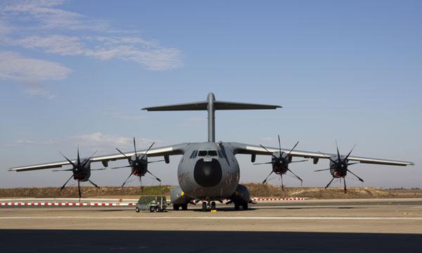 Dernier round de négociations pour le programme A400M