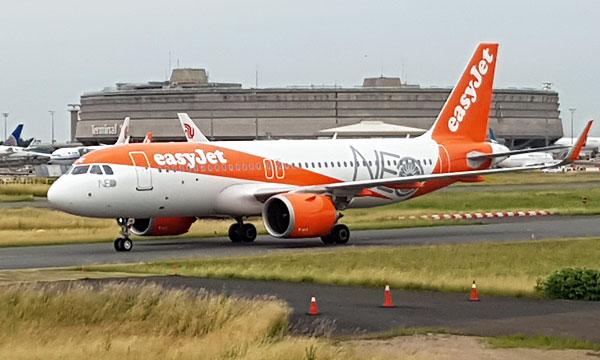 EasyJet confirme 17 Airbus A320neo et continue de se préparer au Brexit