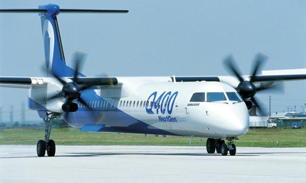 Le programme Q400 refonde De Havilland