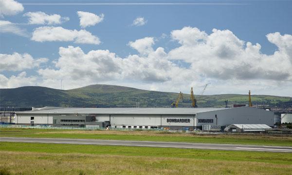 Belfast, première touchée par les suppressions de postes chez Bombardier