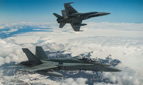 Le Canada en manque de pilotes de chasse et de mécaniciens