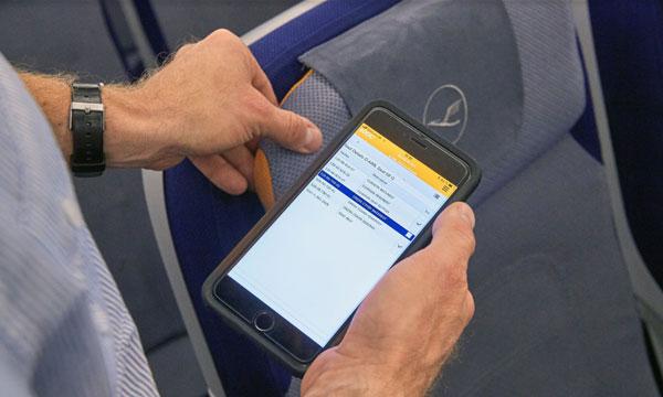 Lufthansa Technik veut simplifier la maintenance des sièges en cabine