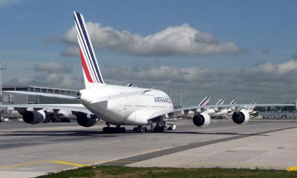 Air France envisagerait de réduire de moitié sa flotte d'Airbus A380