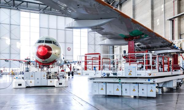 La continuité numérique au coeur du prochain programme Airbus