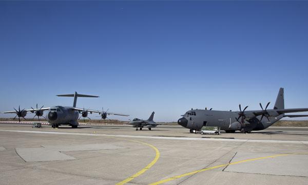 Nouveaux chiffres de disponibilité pour les aéronefs de l'armée de l'air