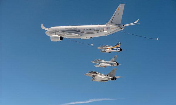 A330 MRTT : Airbus tend une nouvelle perche aux Etats-Unis