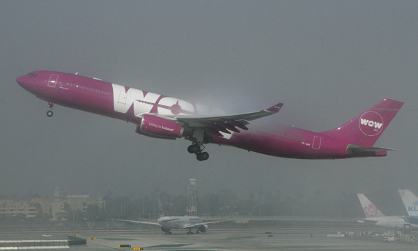 Wow Air suspend ses opérations