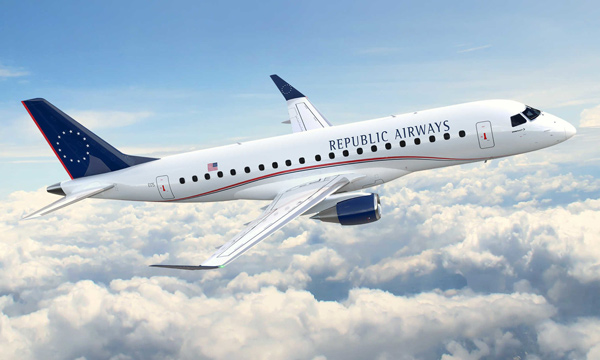 E-Jets : Embraer transforme ses essais de Farnborough