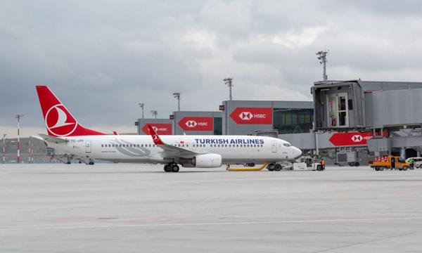 La montée en puissance du nouvel aéroport géant d'Istanbul se fera finalement de manière graduelle