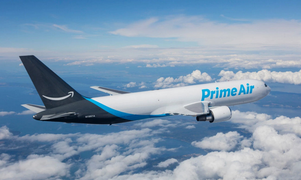 Amazon prend dix Boeing 767 de plus