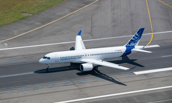 JetBlue Airways confirme une commande de 60 avions A220-300 — AIRBUS