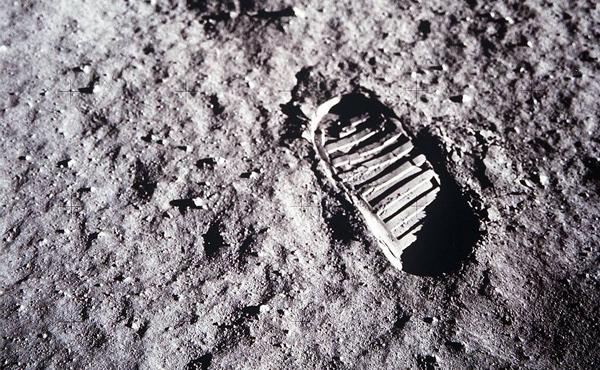 50 ans d'Apollo 11 : En 1969, deux Américains foulent l'imaginaire lunaire