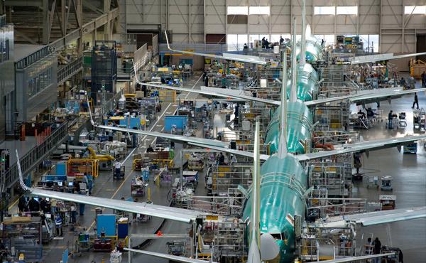 Boeing et Airbus franchissent tous deux les 800 livraisons nouveau record pour le duopole