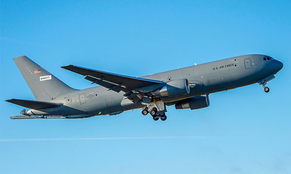 L'US Air Force réceptionne son premier KC-46A