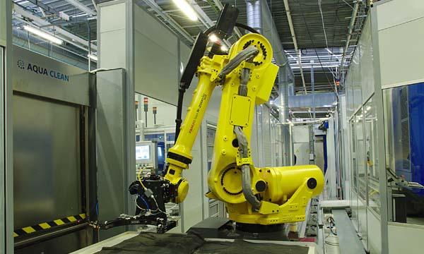 SKF s'automatise pour le LEAP à Valenciennes