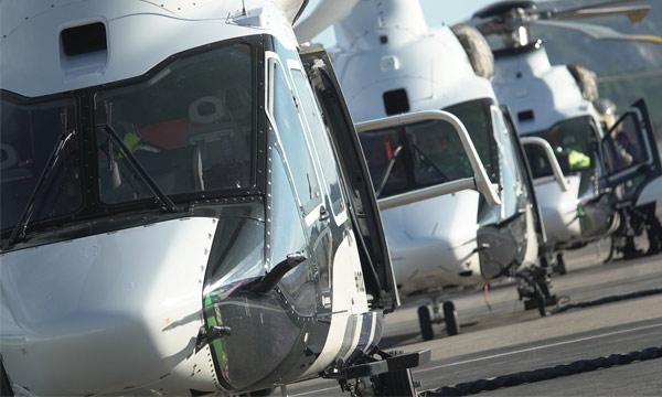 Airbus Helicopters enregistre une forte hausse de ses ventes malgré un environnement toujours difficile