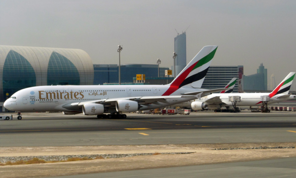 L'aéroport de Dubaï a conservé sa première place pour les passagers internationaux