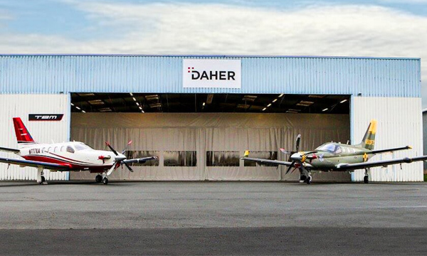 Daher opens new TBM support base at Toussus-le-Noble, near Paris