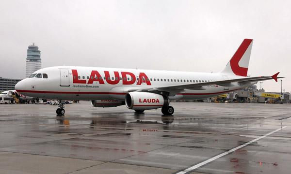 Ryanair détient 100% de Laudamotion