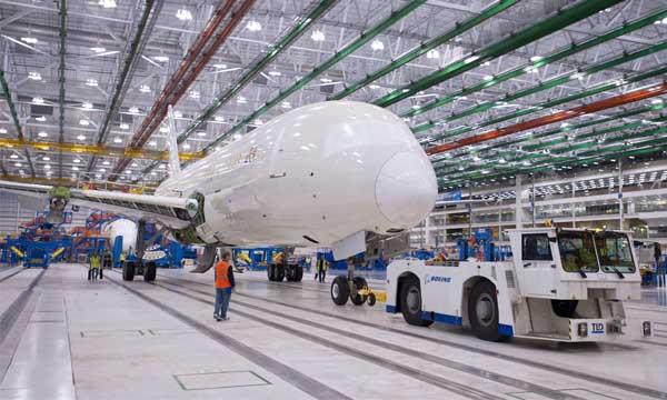 Boeing dépasse les 100 milliards de chiffre d'affaires et vise les 900 livraisons en 2019