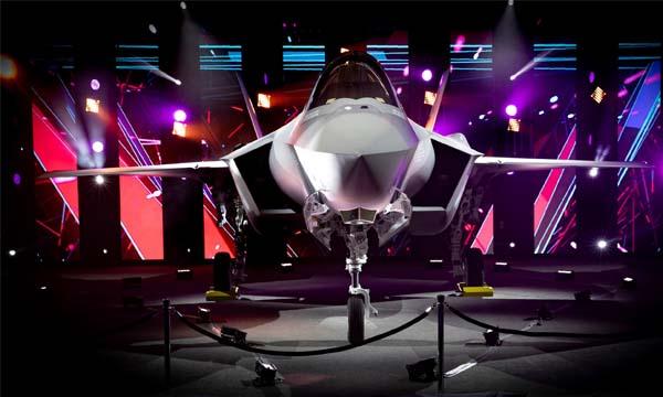 GKN renforce ses positions sur le F-35