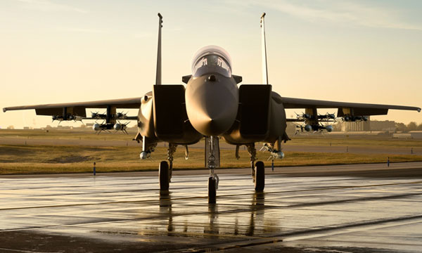 L'Advanced F-15 prêt à l'emploi