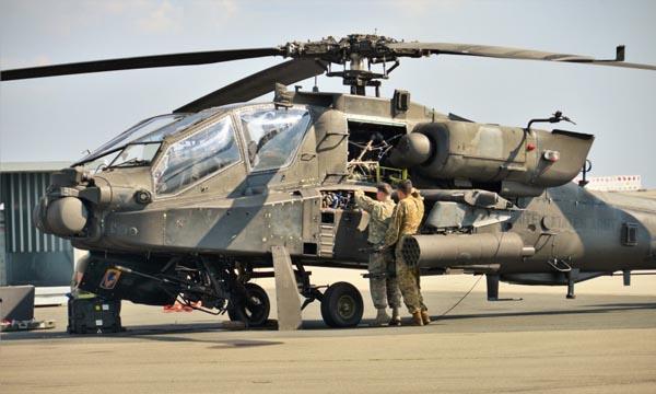 GE Aviation va remotoriser les Apache et les Black Hawk de l'US Army