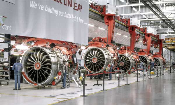 GE et Safran envisagent de produire plus de moteurs pour Airbus