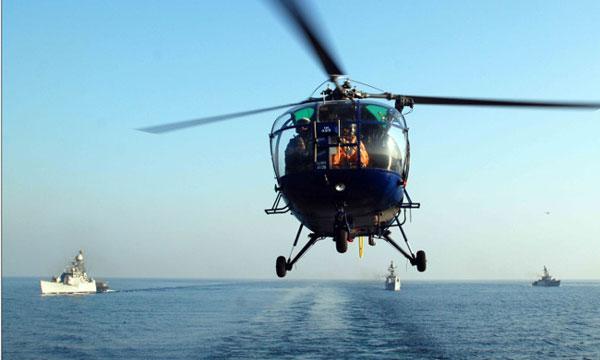Vers une shortlist pour les hélicoptères utilitaires de l'Indian Navy