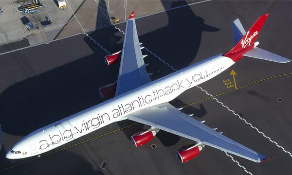 La Commission européenne approuve la prise de participation d'Air France dans Virgin Atlantic