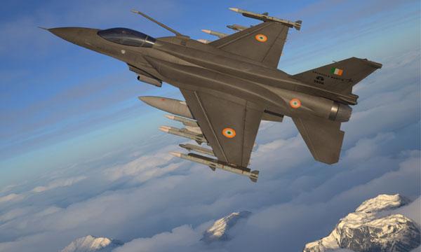 Lockheed Martin transforme son F-16V en F-21 pour l'Inde