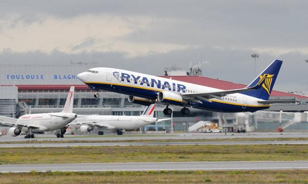 Ryanair enregistre un bénéfice annuel en hausse de 13% avant la pandémie