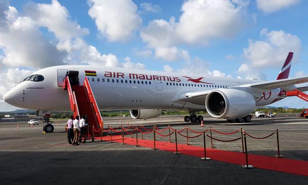Plus de 25 millions d'euros de pertes sur neuf mois pour Air Mauritius