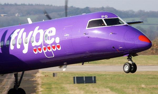 Connect Airways détient les actifs de Flybe